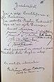 1918 - Juramantul guvernului Averescu.jpg