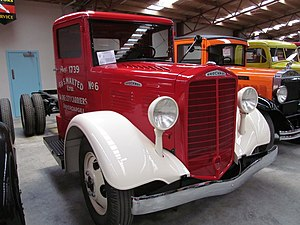 Brockway Motor Company - 1945 Brockway 78