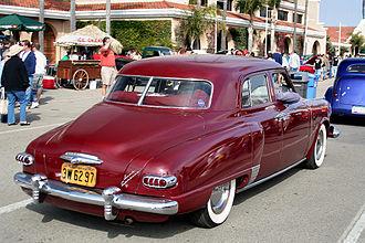 Studebaker Land Cruiser - 1947 Land Cruiser