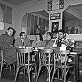 1958 visite d'une délégation INRA au Haras du Pin Cliché Jean Joseph Weber-68.jpg