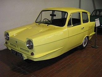 Reliant Motors - 1971 Reliant Regal
