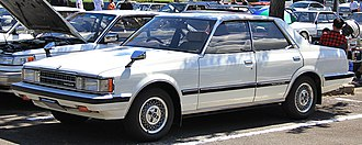 Toyota Cresta - 1982–1984 Toyota Cresta Super Lucent Twin Cam