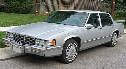 Cadillac de Ville series - Wikiwand