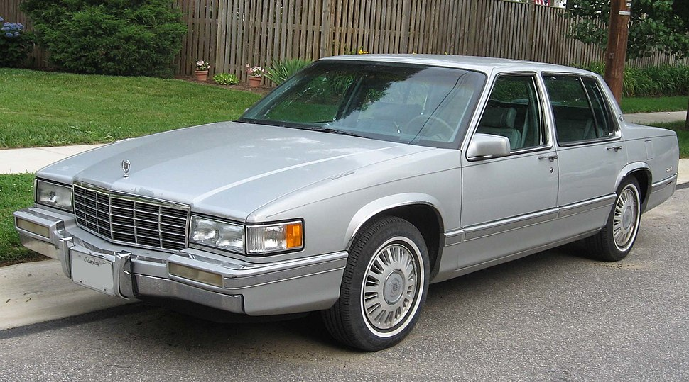 1989-93 Cadillac DeVille