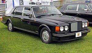 Bentley 4 litre wikivividly bentley brooklands image 1995 bentley brooklands lwb f l lime rock fandeluxe Images