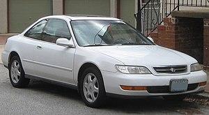 Acura CL - 1996–1997 Acura CL