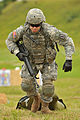 1st Lt. Lyndon Hill tackles the stress shoot event (7646078788).jpg