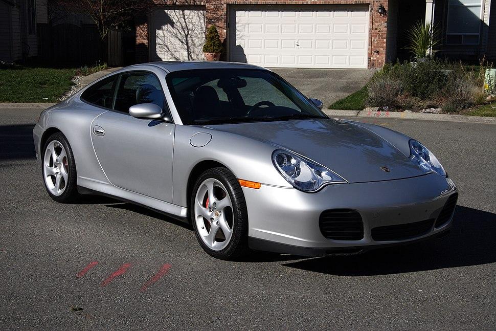 2002 911C4S
