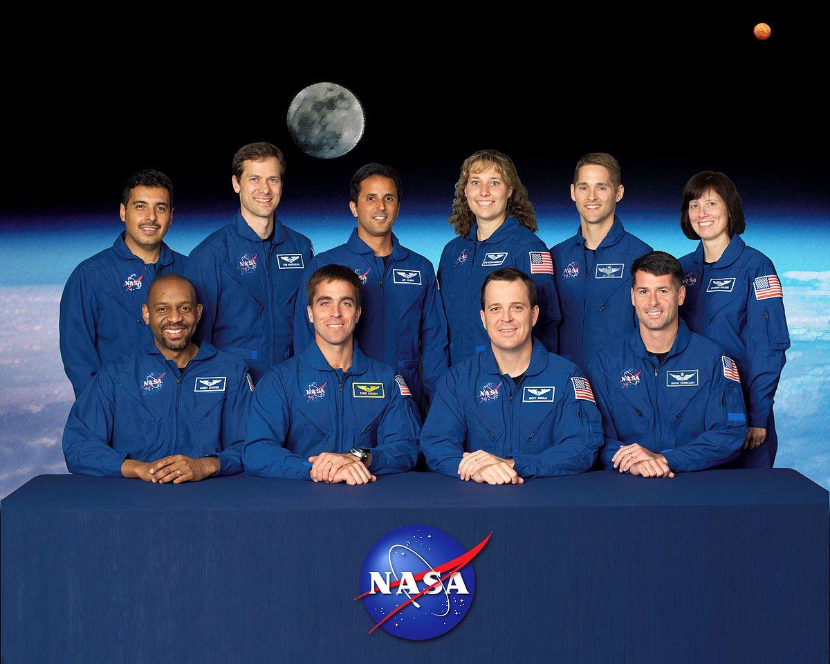 NASA Astronaut Group 19 - Wikipedia