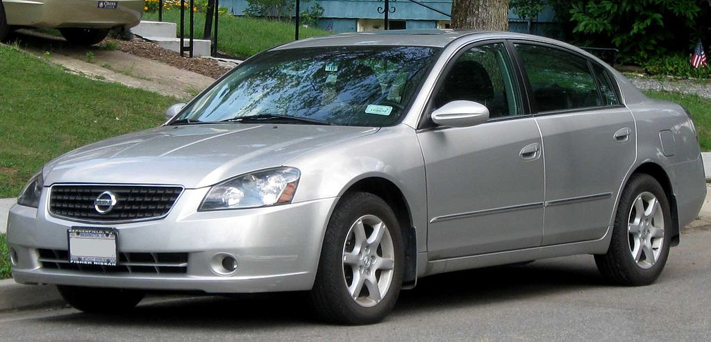 Nissan Altima 2 5s >> File:2005-2006 Nissan Altima 2.5S -- 07-15-2010.jpg - Wikimedia Commons