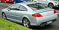 2006-2011 Peugeot 407 HDi coupe (2011-06-15).jpg