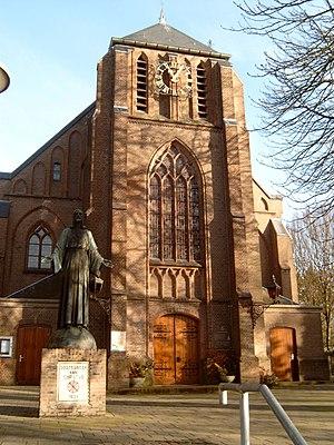 Oosterbeek - Image: 2007 02 03 10.15 Oosterbeek, kerk