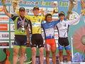 2008TourDeTaiwan Stage8 StageWinners.jpg