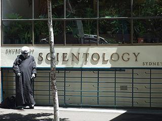 Scientology in Australia