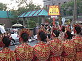 2008 Seattle Chinatown Seafair Parade - drill team stand in review 02.jpg