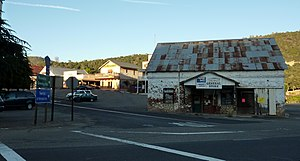 Coulterville, California - Coulterville Main Street Historic District