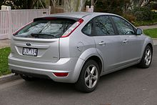 Ford Focus Tdci  Door Facelift Australia