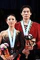 2009 GPF Seniors Pairs - Qing PANG - Jian TONG - Silver Medal - 0175a.jpg