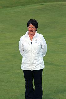 Alison Nicholas professional golfer