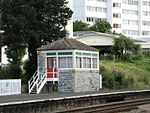 2009 at Torquay station - South Signal Box.jpg