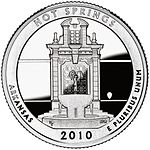 Hot Springs quarter