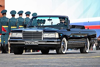 ZIL-41047 - Image: 2013 Moscow Victory Day Parade (07)