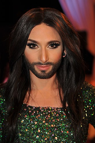 Conchita Wurst - Wurst in March 2014.