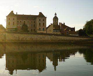 Seurre Commune in Bourgogne-Franche-Comté, France