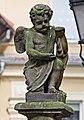 2014 Kłodzko, posąg św. Jana Nepomucena, 06.JPG