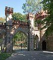 2016 Pałac w Kamieńcu Ząbkowickim, ogród 3.jpg