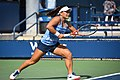 2017 US Open Tennis - Qualifying Rounds - Mihaela Buzarnescu (ROU) (22) def. Grace Min (USA) (36905947042).jpg