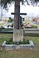 2018-02-17 GuentherZ (8) Pischelsdorf Friedhof SoldatengrabWK1+2.jpg