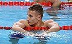 2018-10-10 Swimming Boys' 200m Breaststroke Final at 2018 Summer Youth Olympics by Sandro Halank–032.jpg