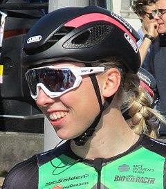 Lorena Wiebes (2018)