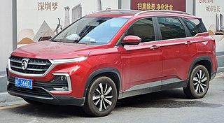 Baojun 530 Chinese compact crossover SUV