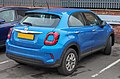 2018 Fiat 500X Urban Look 1.6 Rear facelift.jpg