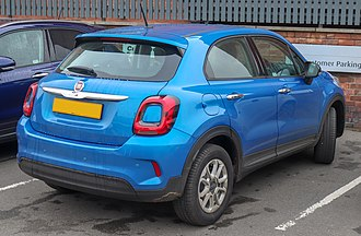 Fiat 500X - Fiat 500X Urban Look (facelift)