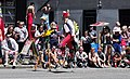 2018 Fremont Solstice Parade - 002-stilters (41610353600).jpg