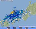 2018 Shimane earthquake Map2.png