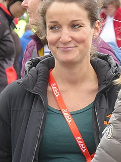 Lizzie Deignan English track and road racing cyclist