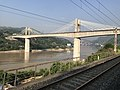 201908 Jinshajiang Bridge of New Chengkun Railway.jpg