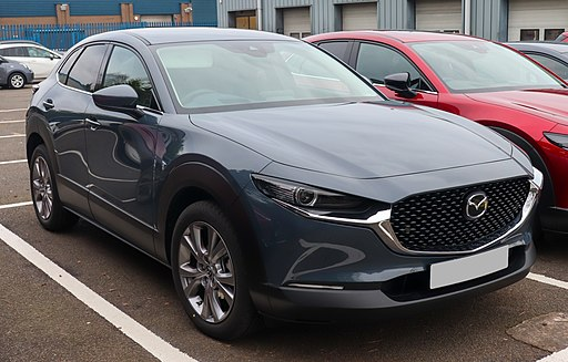 2019 Mazda CX-30 Sport LUX MHEV Automatic 2.0 Front