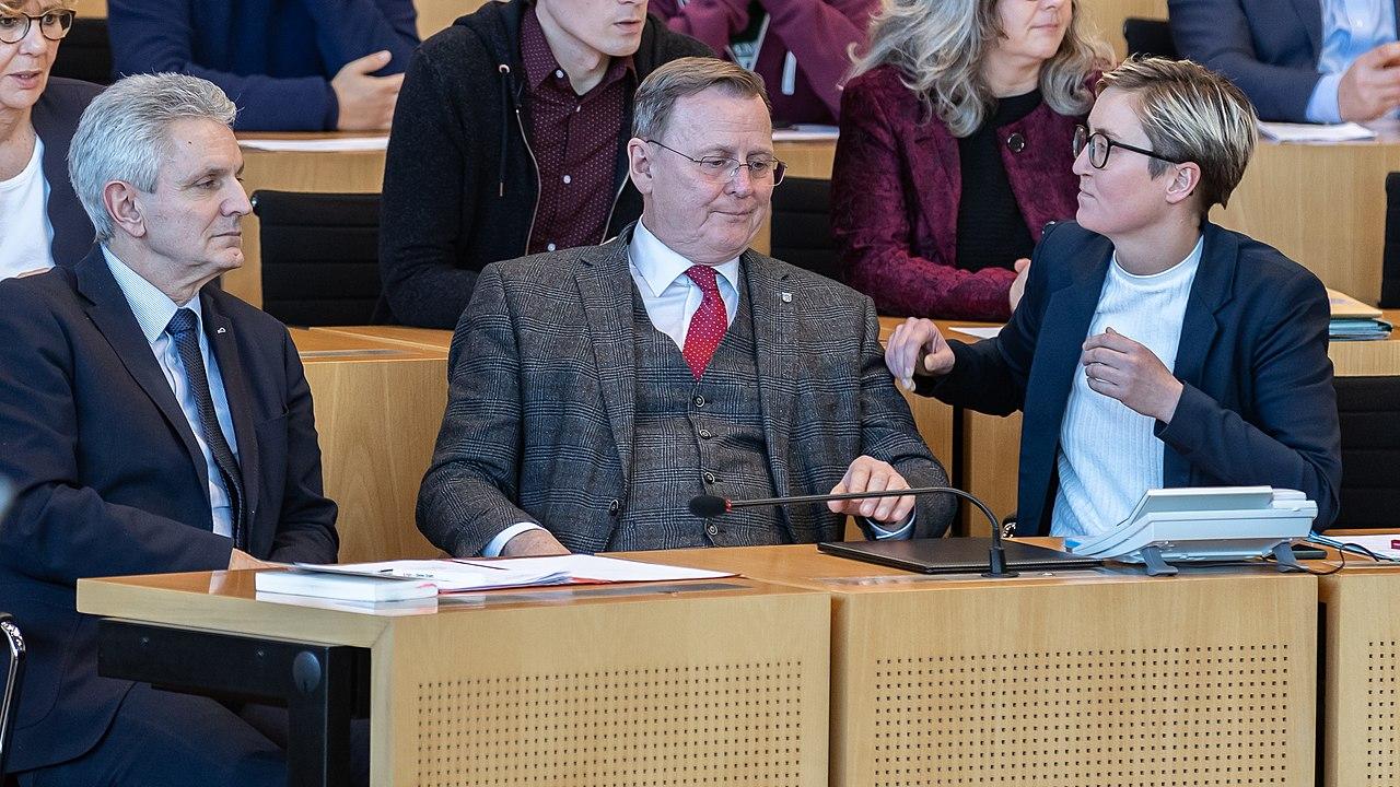 2020-02-05 Thüringer Landtag, Wahl des Ministerpräsidenten 1DX 3020 by Stepro.jpg
