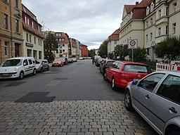 Hebbelstraße in Dresden