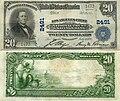 20 Dollars - Los Angeles First National Trust & Savings Bank (31.07.1920) Banknotes.com - Obverse & Reverse.jpg