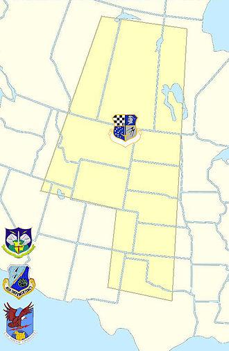 24th Air Division - 24th Air Division ADC/TAC/NORAD Region AOR 1969–1982