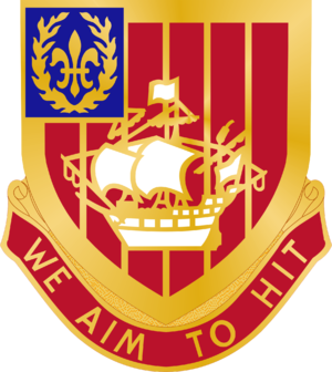251st Air Defense Artillery Regiment - Image: 251st ADA DUI