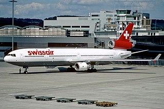 Swissair Flight 111 Aviation accident in 1998