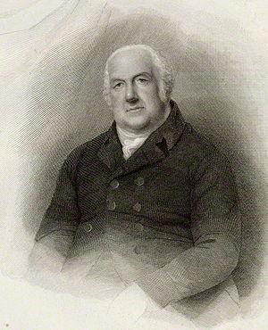 Earl of Upper Ossory - Portrait of John FitzPatrick, 2nd Earl of Upper Ossory.