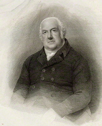 John FitzPatrick, 2nd Earl of Upper Ossory - Portrait of John FitzPatrick, 2nd Earl of Upper Ossory (1745-1818).